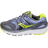 saucony Redeemer ISO 2 - Chaussures running Femme - gris/violet